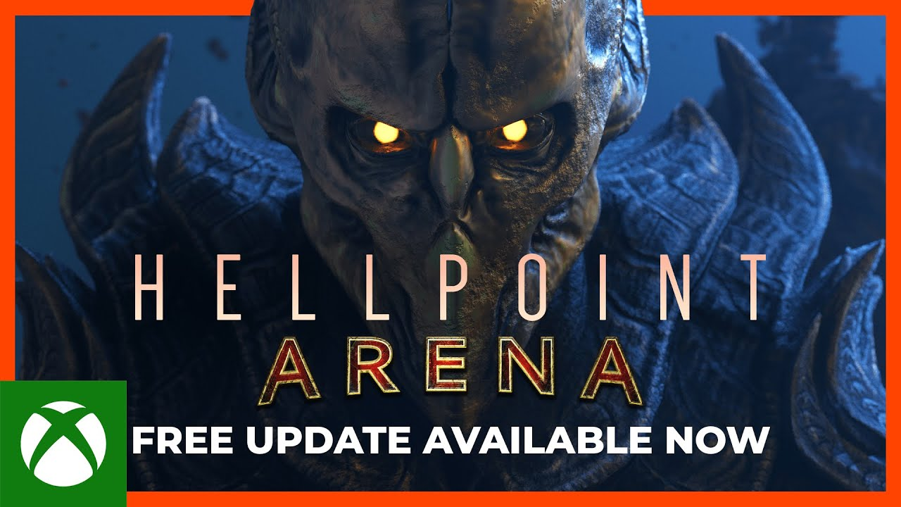 """Hellpoint – """"Arena"""" 