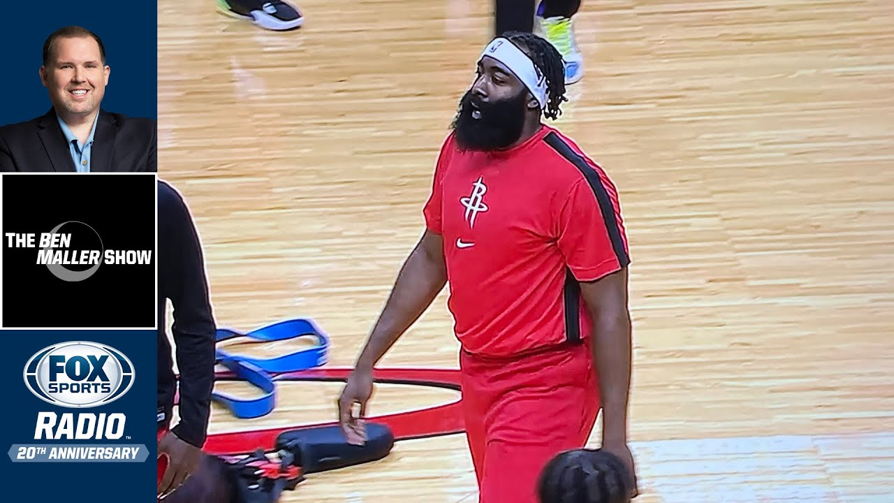 How Concerned Should the Rockets be With James Harden's 'Appearance?' | Ben Maller