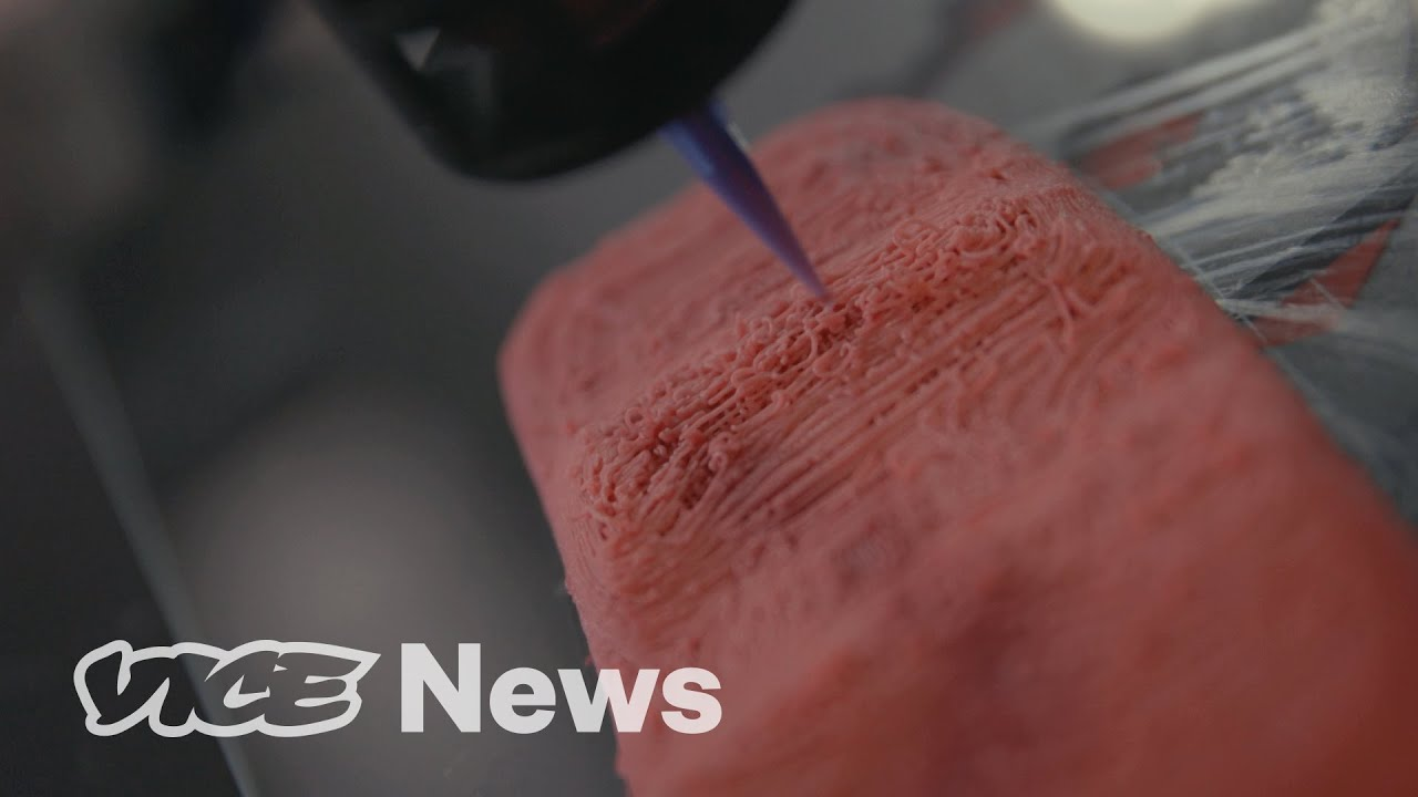 How to 3-D Print a Steak