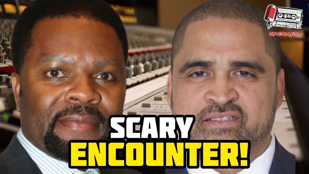 Irv Gotti's Brother Chris Thought He Was Going To Die His First Encounter With J Prince!
