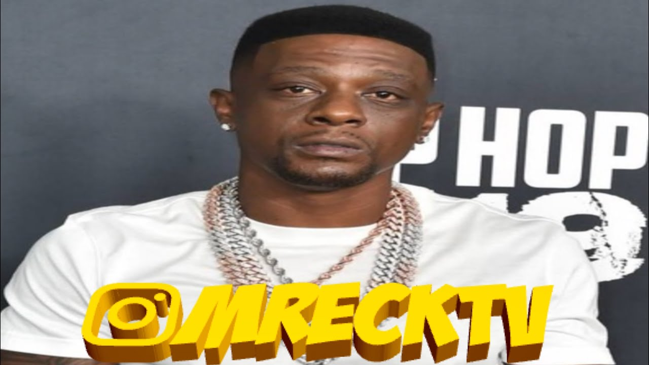 """Is Boosie Trying To Get Fans Ind!cted With This New """"Stick In The Car"""" Challenge?