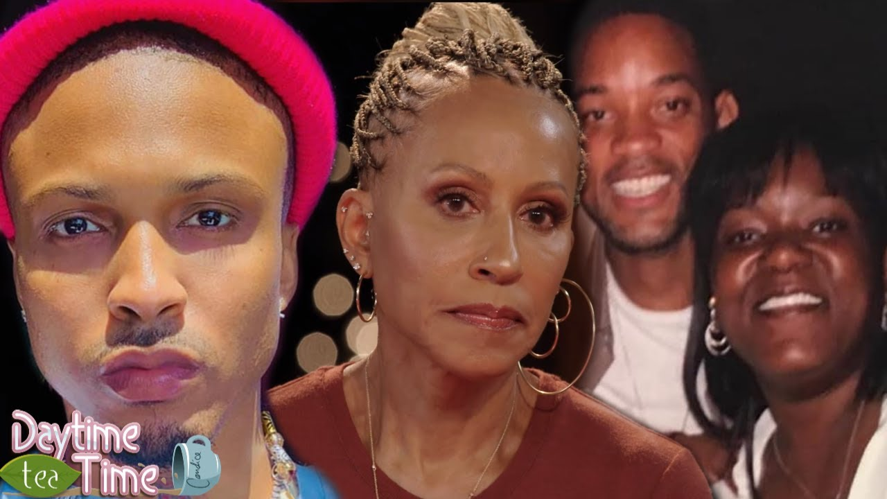 Jada's mother CLAPS BACK with Will Smith SISTER + August Alsina TALKS about SPELLS being cast & MORE