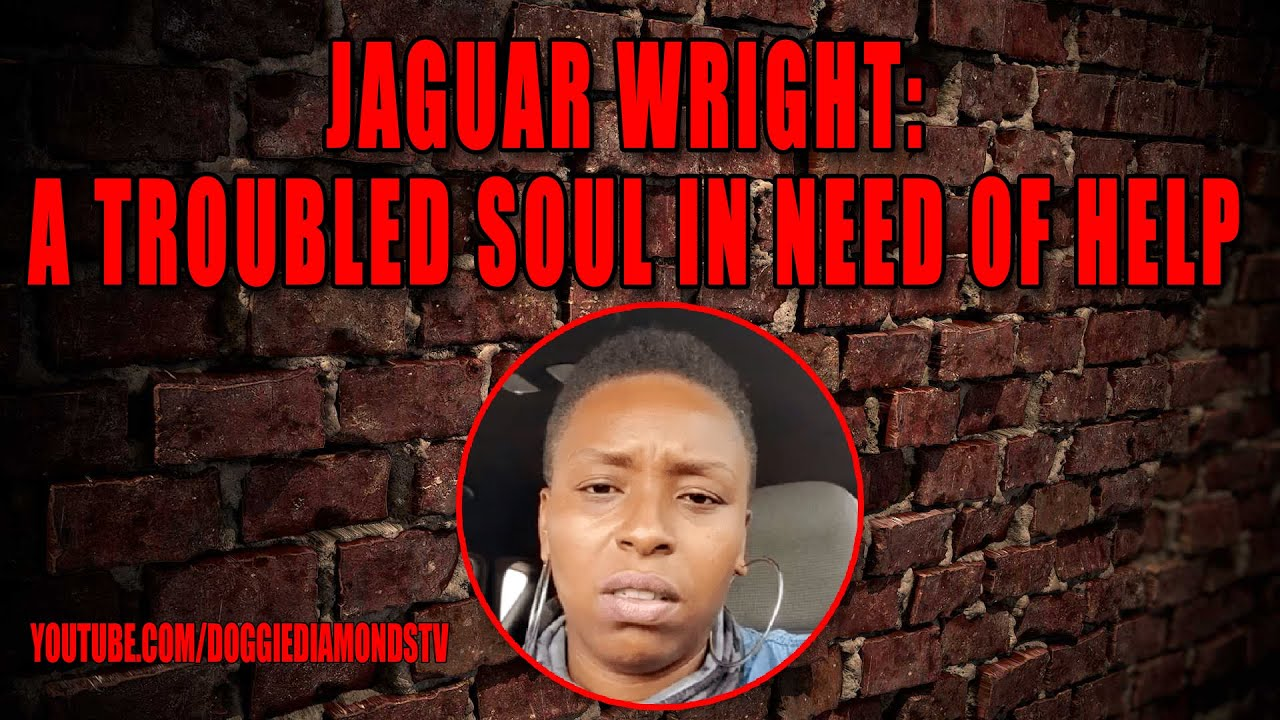 Jaguar Wright: A Troubled Soul In Need Of Help!
