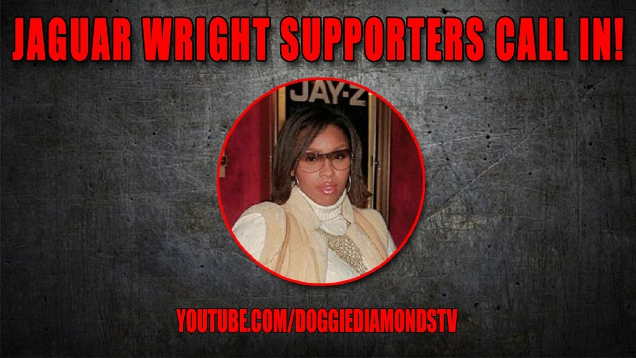 Jaguar Wright Supporters Yall Can Call In. (Let Me Hear Yall Out)
