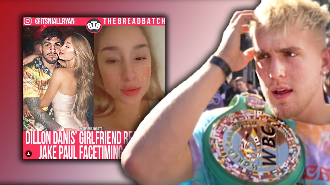 Jake Paul Exposed By Dillon Danis Girlfriend & Bryce Hall Defends Addison Rae