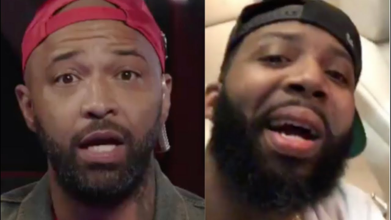 Jay Prince Jr Presses Joe Budden Over Disrespect!