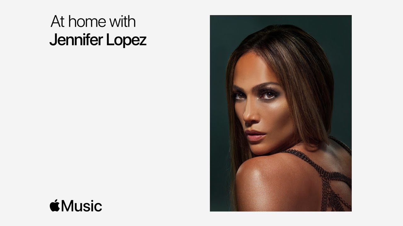 Jennifer Lopez: Reflects on Her Rise to Fame and Latin Representation | At Home With
