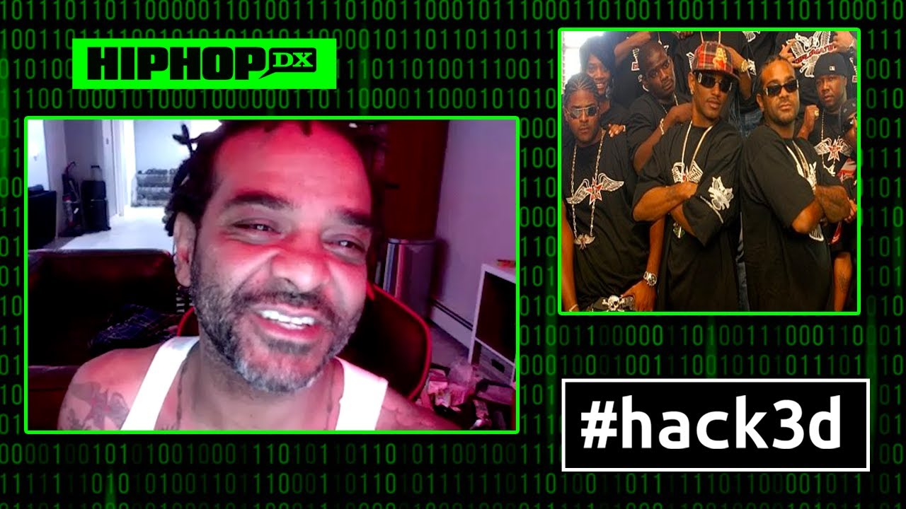 "Jim Jones & Cam'ron Would Bring ""30 Gangstas"" To Church Every New Years 