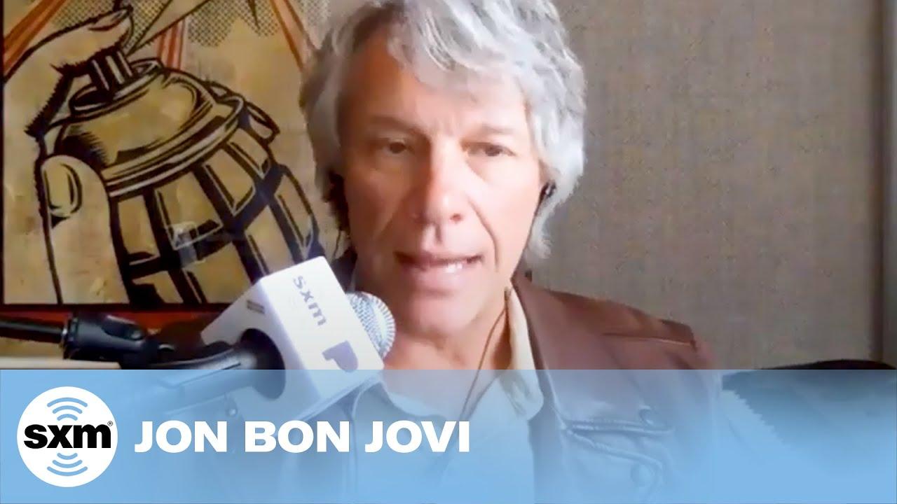 Jon Bon Jovi Explains the Creative Direction Behind His New Album '2020'