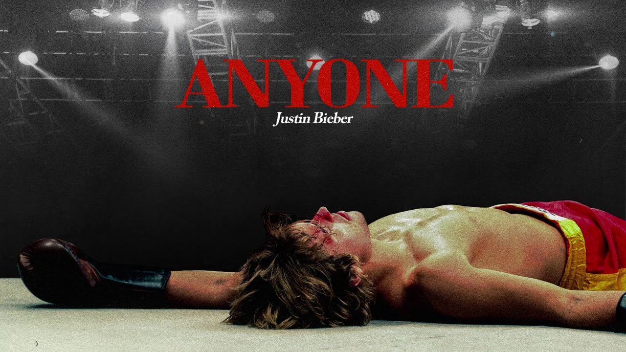 Justin Bieber – Anyone (Visualizer)