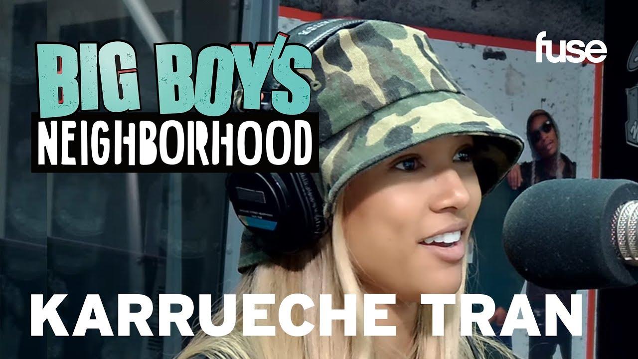 Karrueche Talks Celebrity DM's & Her Dream Acting Role | Big Boy x Fuse