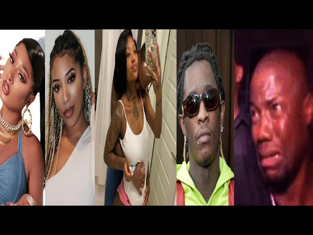 Kelsey vs meg~young thug disses Andre 3000~Summer walker vs Black fathers~kevin hart in his feelings