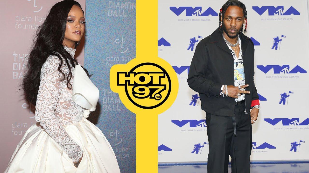 Kendrick Lamar Addresses Rumors Of Leaving TDE + Rihanna Apologizes To Muslim Community