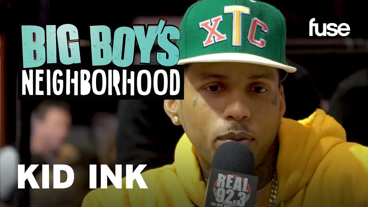 Kid Ink On Longevity & Staying Inspired   Big Boy x Fuse