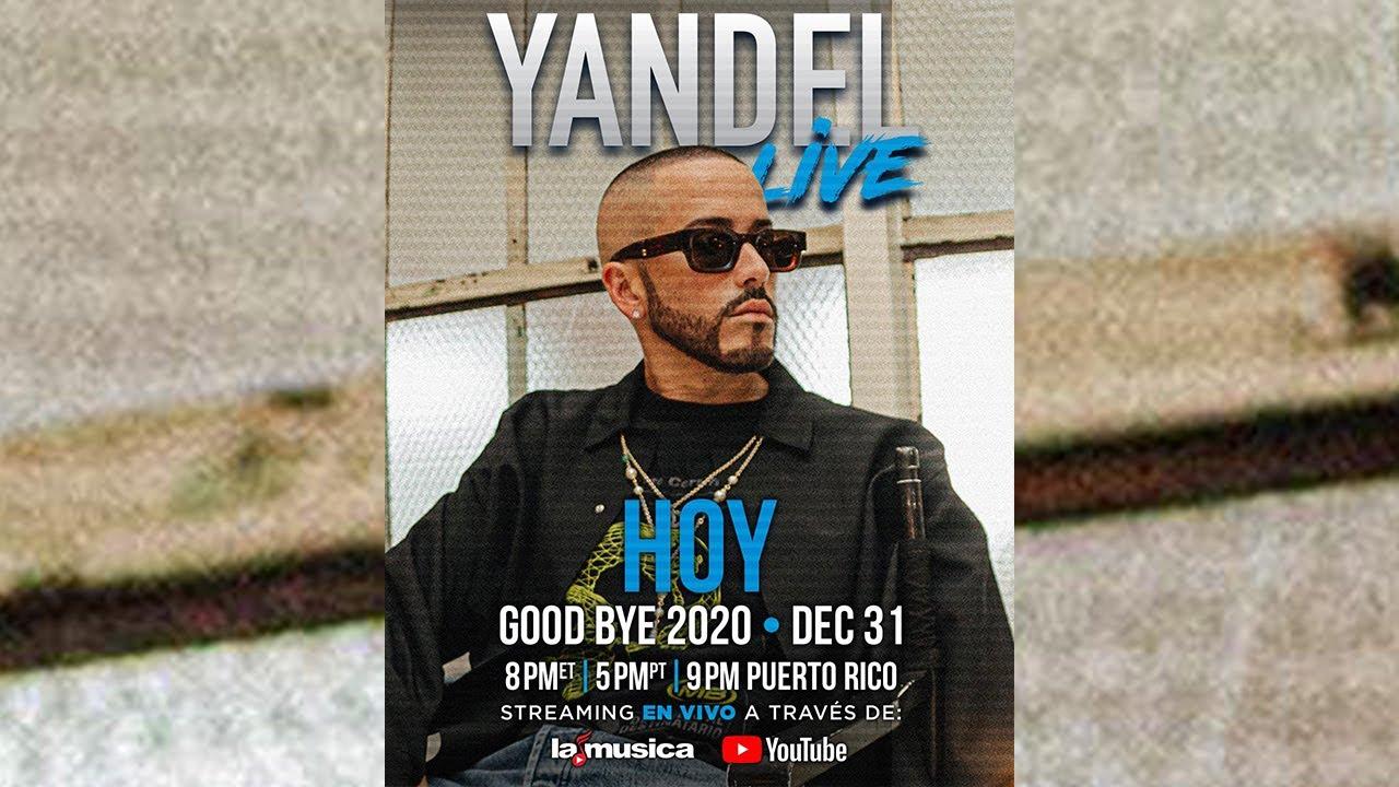 La Musica Presenta Yandel Live – Goodbye 2020