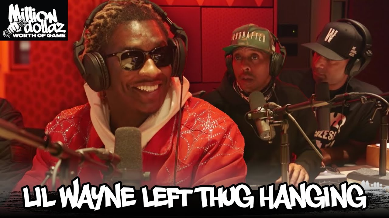 Lil Wayne disrespected Young Thug On Multiple Occasions
