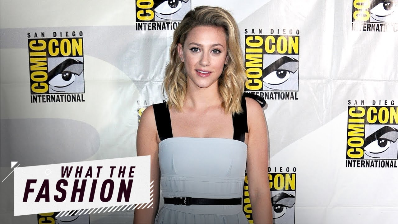 Lili Reinhart & Riverdale Stars Get Played at Comic-Con?!   What the Fashion   S2, Ep. 15   E! News