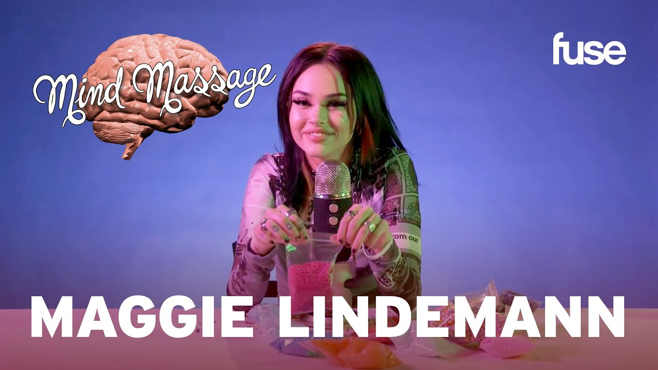 """Maggie Lindemann Does ASMR with Foam Beads, Talks """"Pretty Girl"""" & Her New EP 