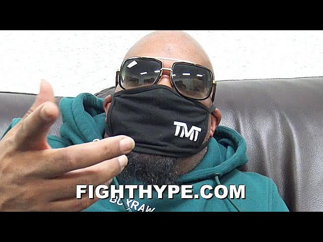 "MAYWEATHER CEO SPEAKS ON GERVONTA DAVIS VS. RYAN GARCIA & SENDS A MESSAGE: ""BIGGEST FIGHT IN BOXING"""