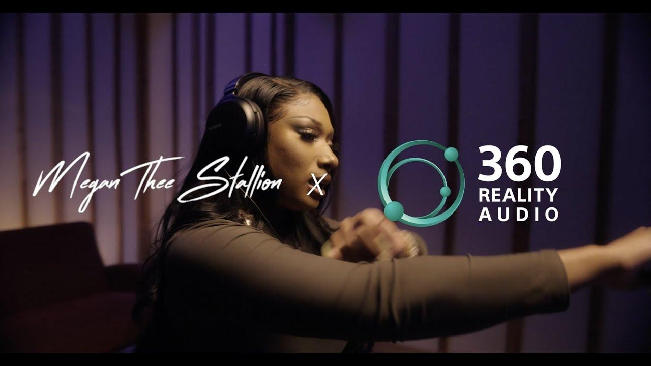 Megan Thee Stallion x 360 Reality Audio