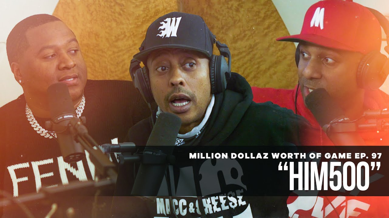 Million Dollaz Worth of Game Episode 97 @HIM500 FIX YOUR OWN CREDIT FOR FREE!