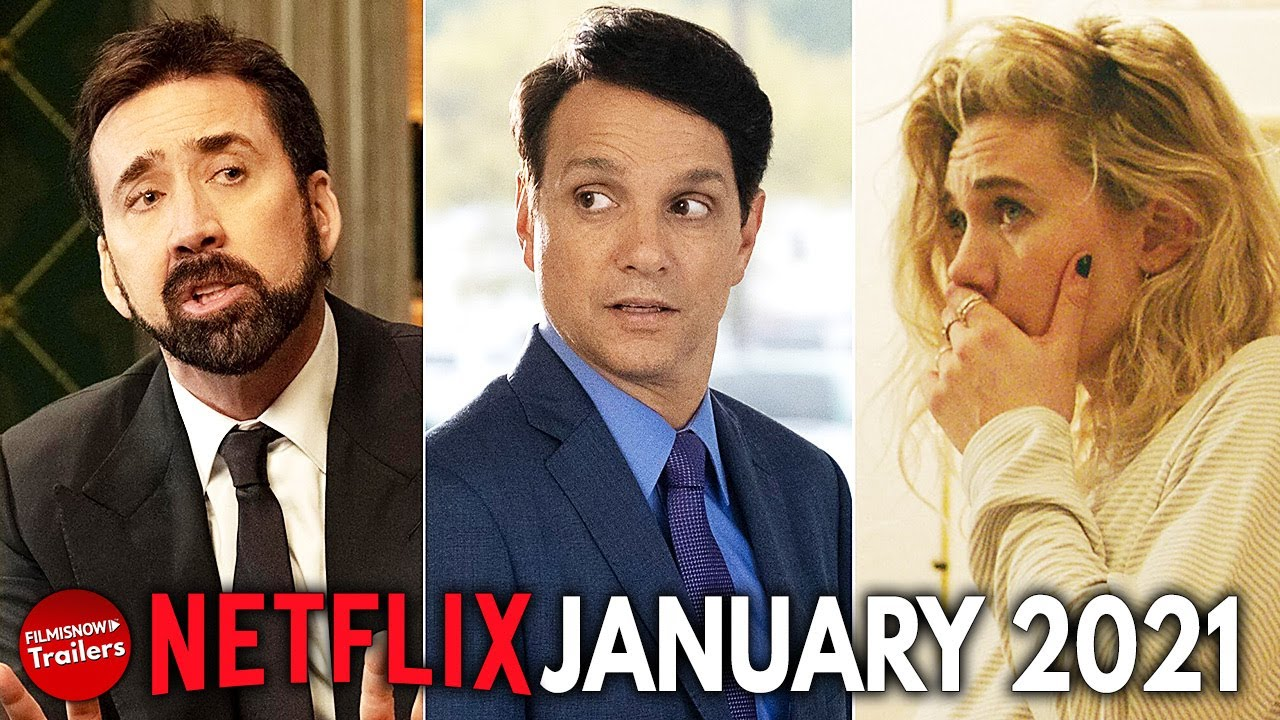 NETFLIX – Best NEW Movies & Series coming in JANUARY 2021