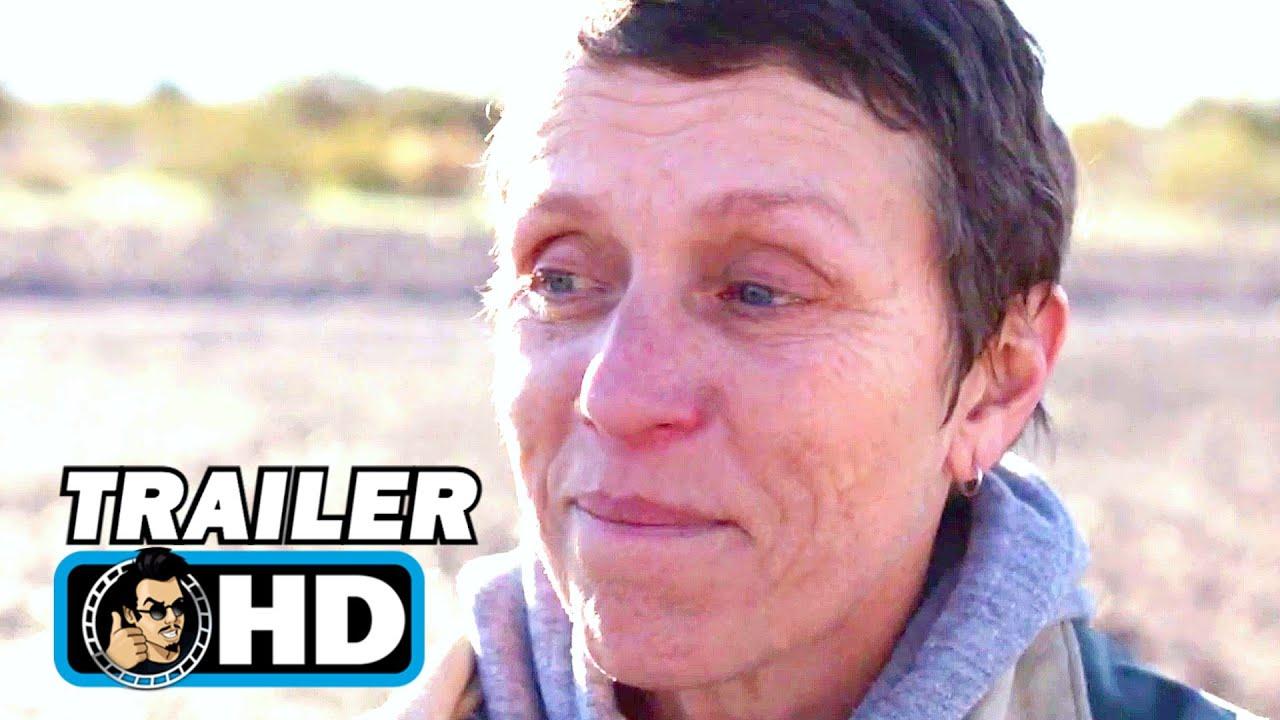 NOMADLAND Trailer | NEW (2021) Frances McDormand Drama Movie