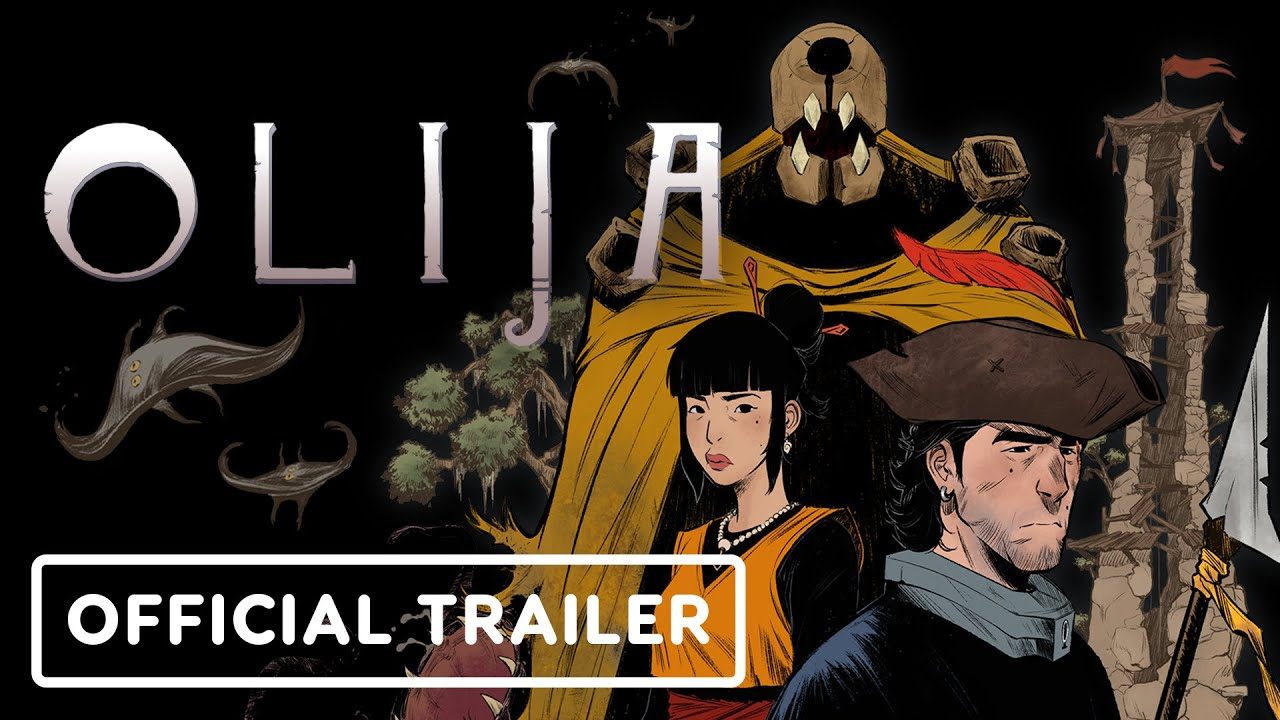 Olija – Official Animated Trailer