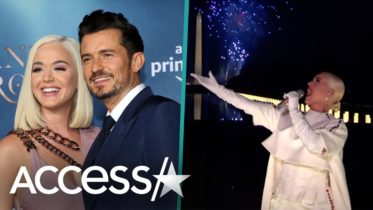 Orlando Bloom Gushes Over Katy Perry After Powerful Performance