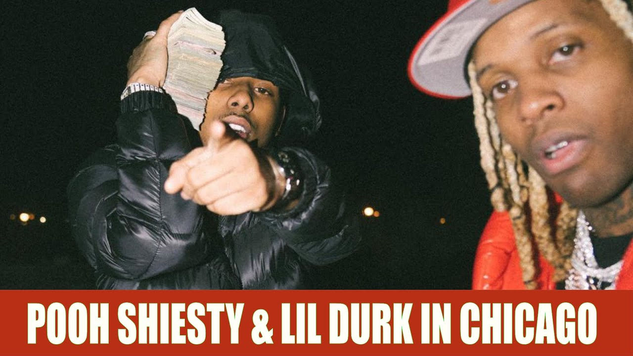 POOH SHIESTY PULLS UP IN CHICAGO WITH LIL DURK