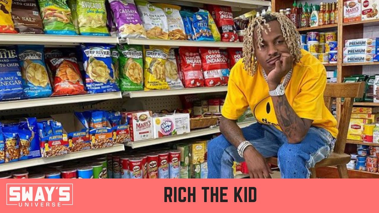 Rich The Kid Talks New Album 'Nobody Safe' with Youngboy Never Broke Again   SWAY'S UNIVERSE