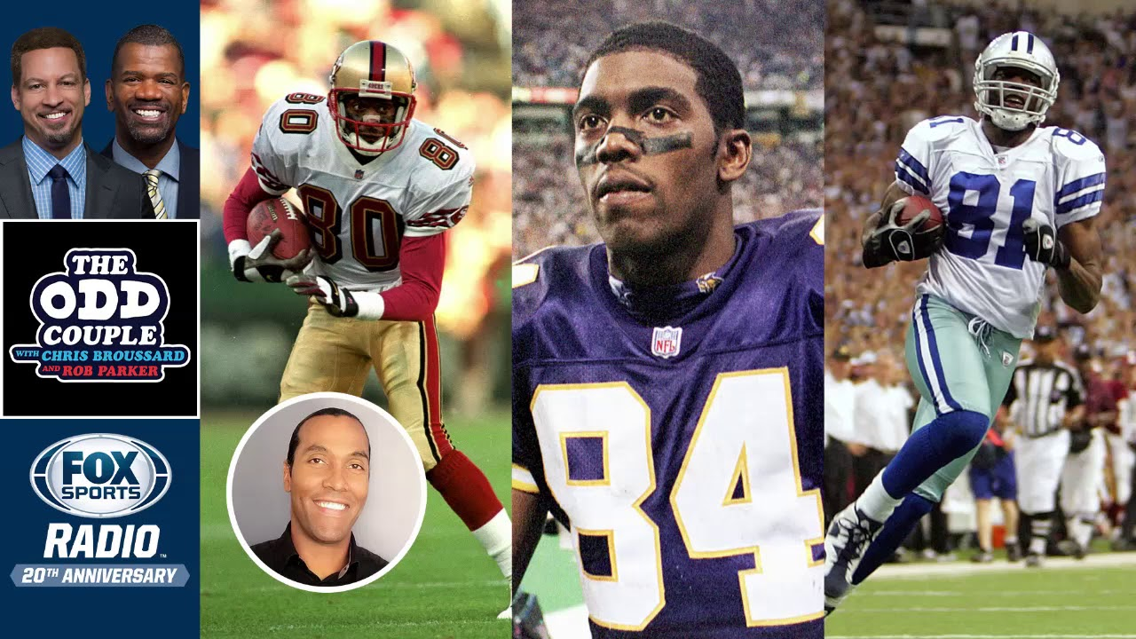 Rob Parker & T. J. Houshmandzadeh – Randy Moss Says He's the Best Wide Receiver Ever