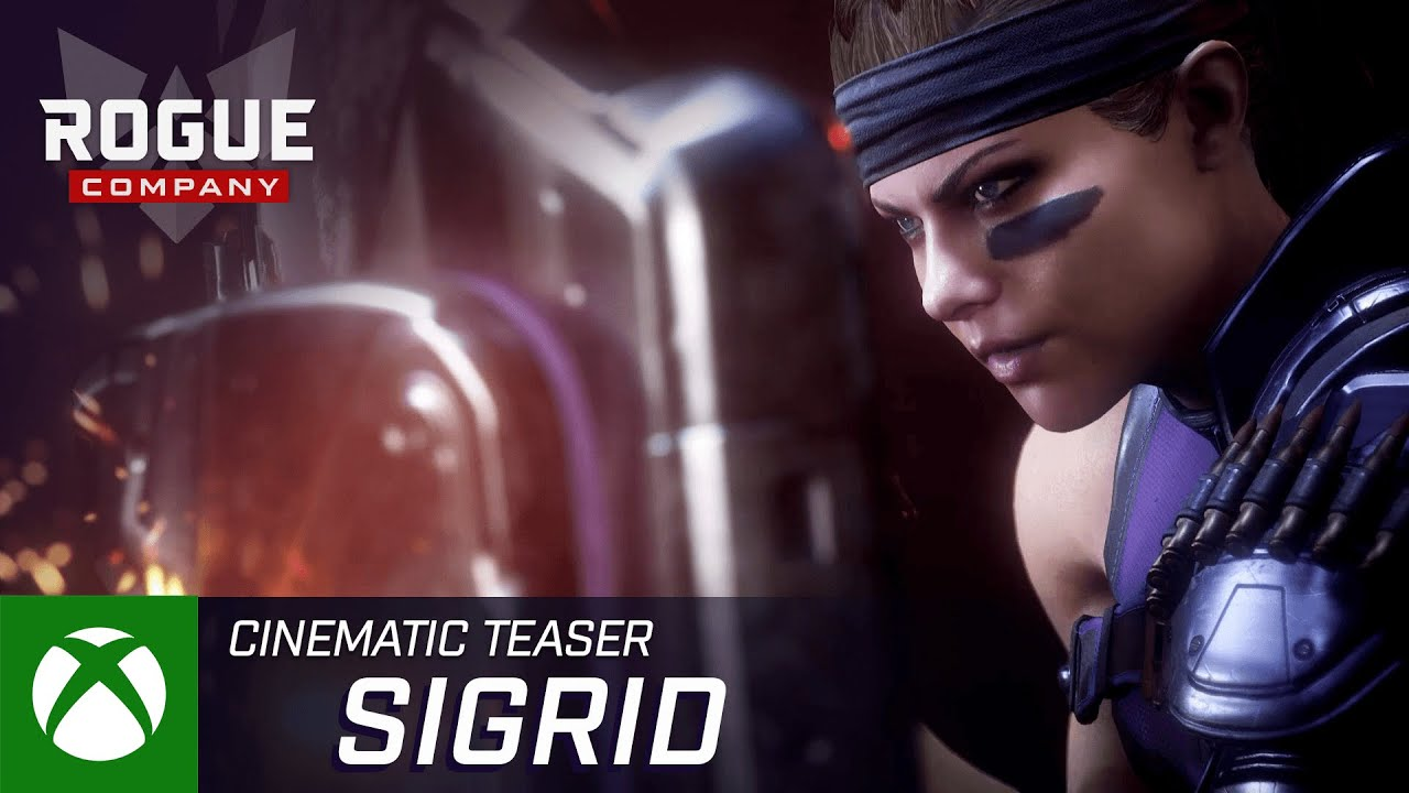 Rogue Company: Sigrid Character Cinematic