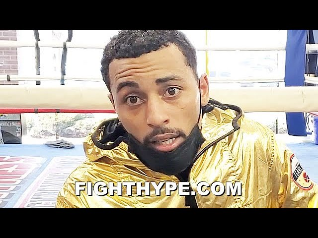 """RYAN CAN'T BEAT TANK..HE DUCKED ME"" - AVERY SPARROW GOES IN ON RYAN GARCIA VS GERVONTA DAVIS & MORE"