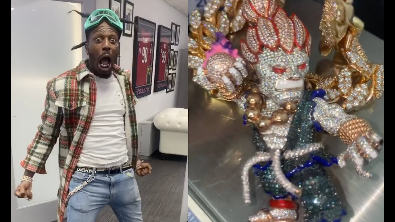 Sauce Walka Spends $600K For Akuma Street Fighter Chain Starts Going Crazy In Jewelry Store 😂