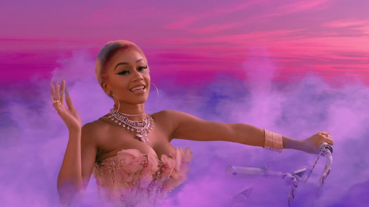 Saweetie – Back to the Streets (feat. Jhené Aiko) [Official Music Video]