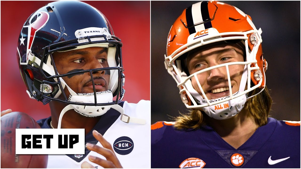 Should the Jaguars consider offering the No. 1 pick for Deshaun Watson? | Get Up