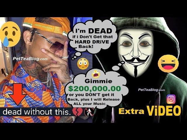 Swae Lee Hard Drive Thief wants $200k, He's Heartbroken his Songs Leaked 💔💧 New ViDEO