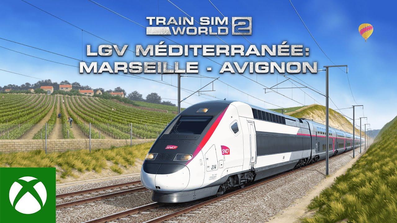 Train Sim World 2: LGV Méditerranée – Out Now