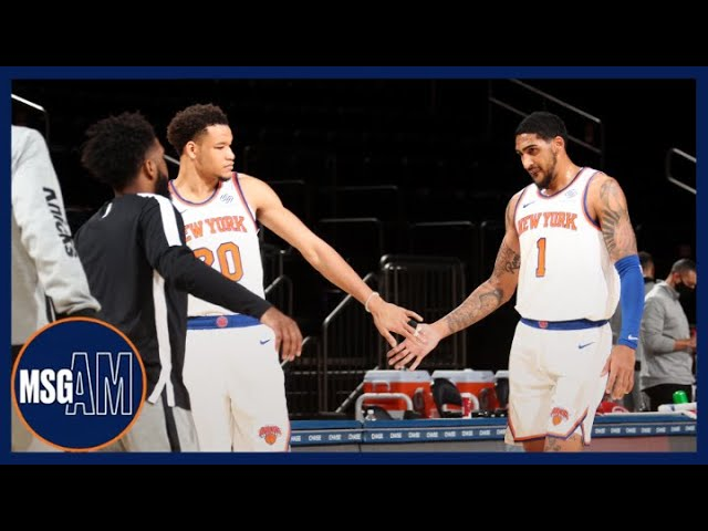 Turtle Talks Toppin: Jerry Ferrara Weighs In On Young Knicks After Preseason Games | MSG AM