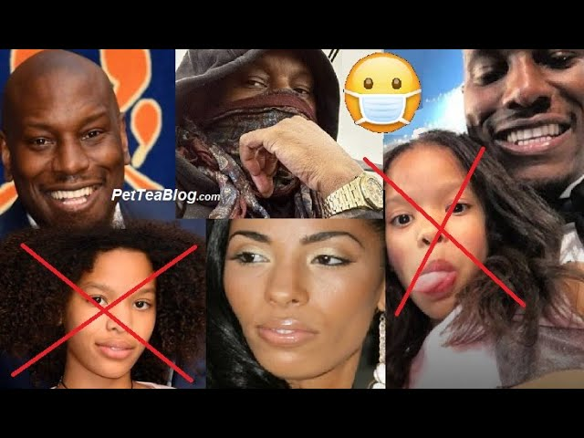 Tyrese Reveals he Can't Post his Daughter & tells Covid SECRET (Fans React) 😷👀