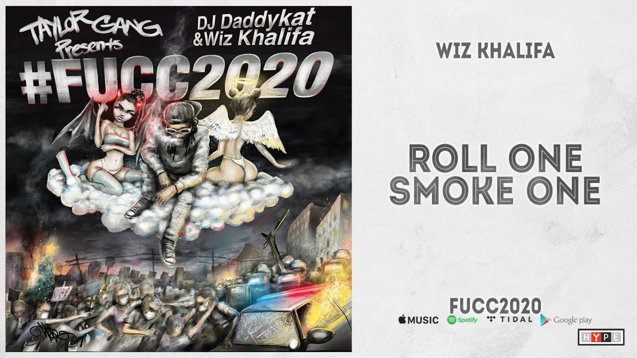 """Wiz Khalifa – """"Roll One Smoke One"""" (Fucc2020)"""