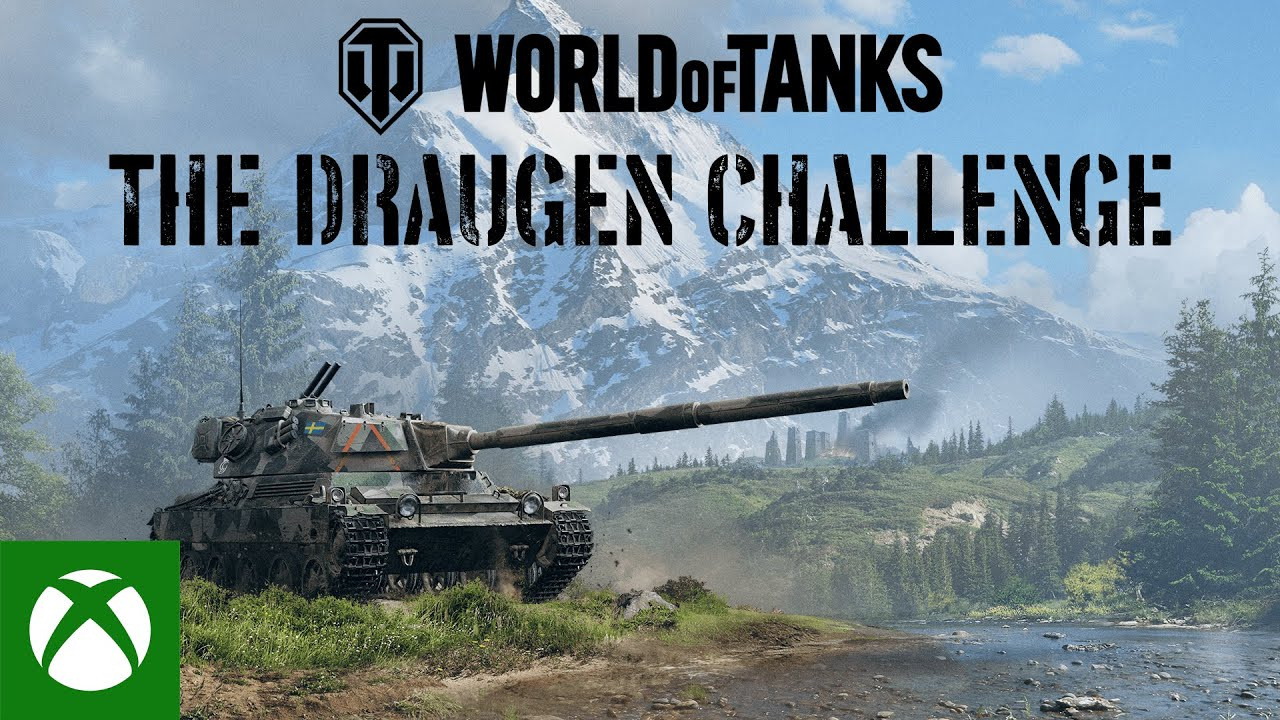 World of Tanks: Action Heroes – The Draugen Challenge