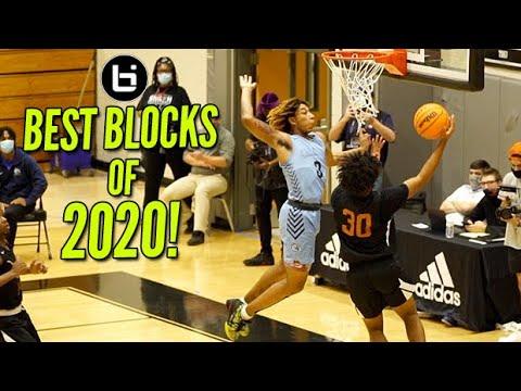 BEST BLOCKS OF 2020! Mikey Williams, Bronny, JD Davison, Josh Christopher & More