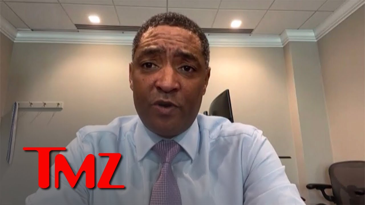Biden Advisor Cedric Richmond Says Prez is Focused on Work, Not Media Attention | TMZ