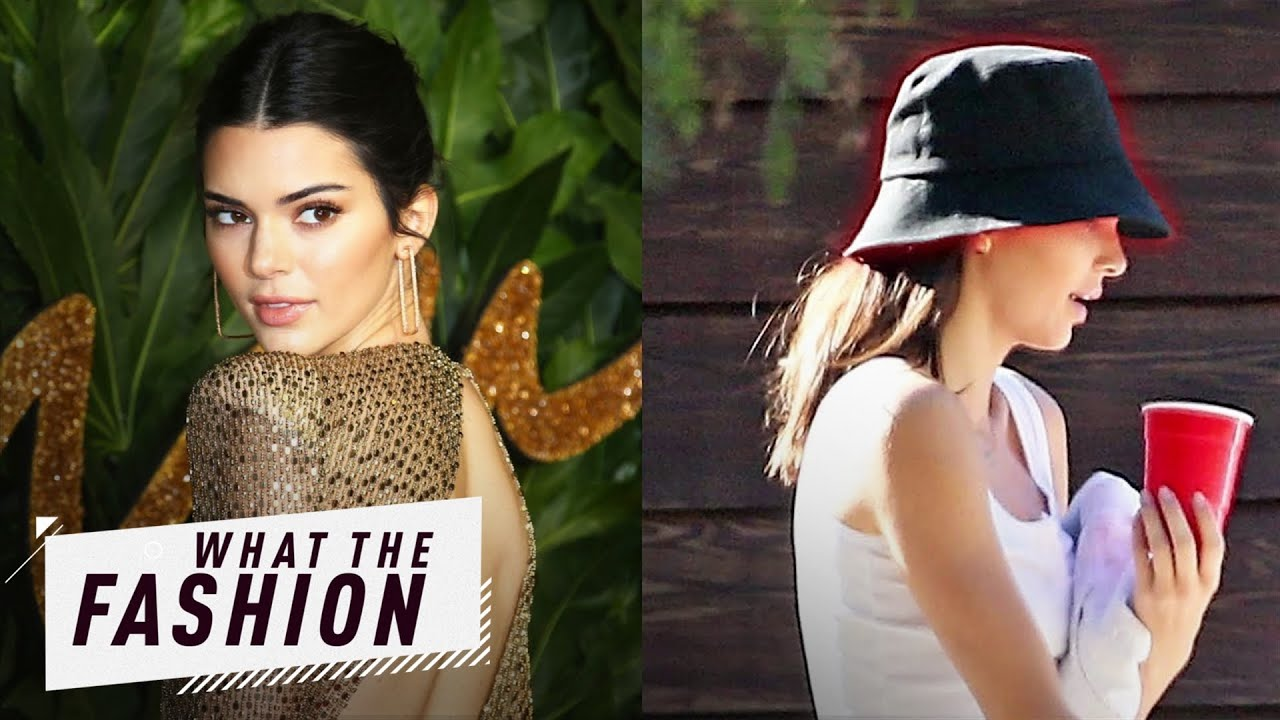 Can Kendall Jenner Make Bucket Hats Classy?! | What the Fashion | S2, Ep. 06 | E! News