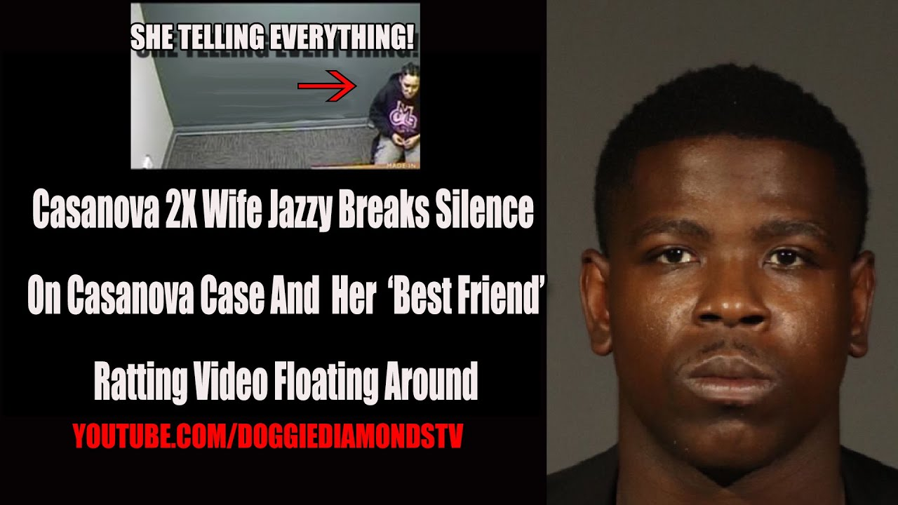 Casanova 2X Wife Jazzy Breaks Silence On Casanova And Her 'Best Friend' Ratting Video