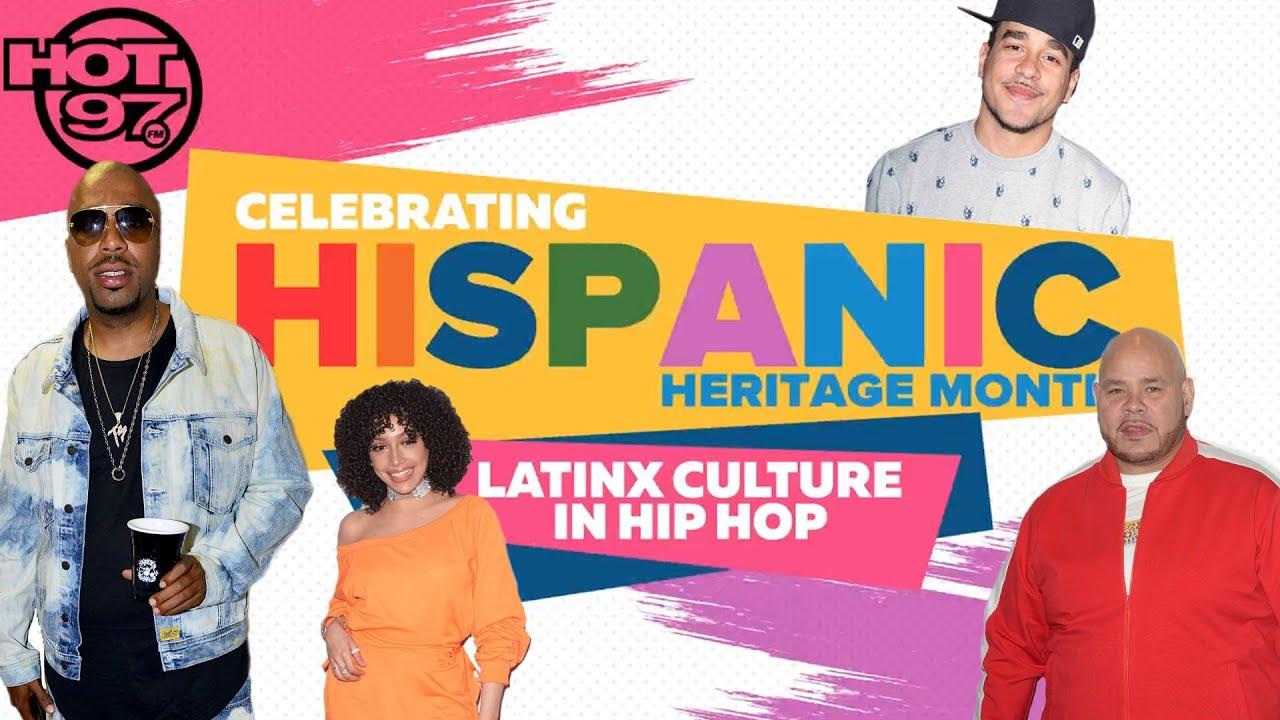 Celebrating Hispanic Heritage Month: Latinx Culture In Hip Hop w/ Fat Joe, NORE, Rob Markman & More!