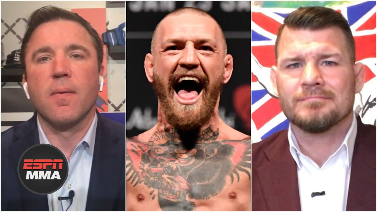 Chael Sonnen & Michael Bisping pick Dustin Poirier vs. Conor McGregor 2 | UFC 257 | ESPN MMA