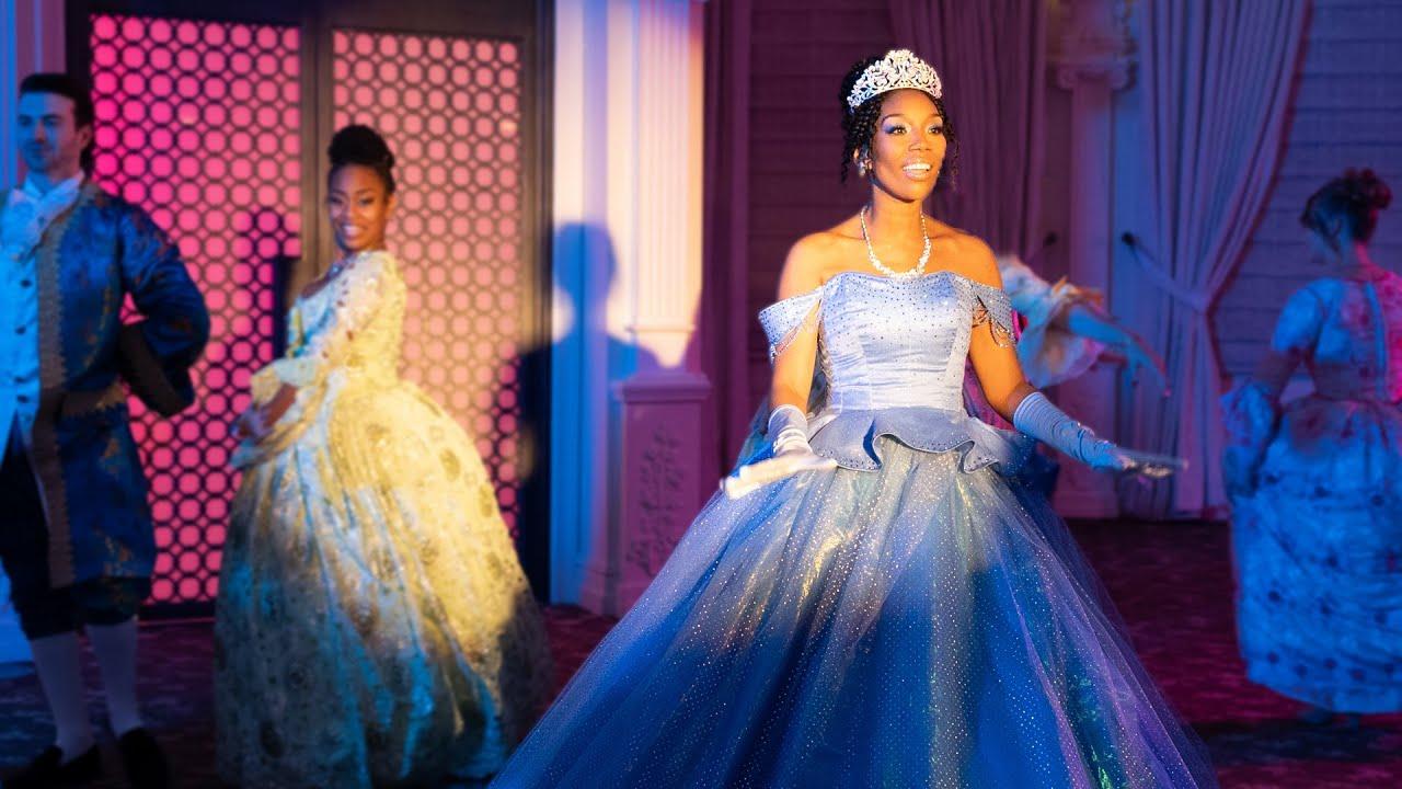 Cinderella Medley – Todrick Starring Brandy: The Making Of